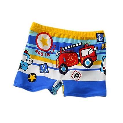 947c67d87f Kangkang@ Children Swimming Trunks Male Car Personality Cartoon Shoes  Design Boxer Swimming Shorts Infant Blue Boy Leg Swim Shorts for Kids  Cartoon Cartoon ...