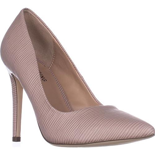 3eda0045929 Call It Spring Gwydda Pointed-Toe Classic Heels - Light Pink