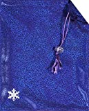 Snowflake Designs Sparkle Gymnastics Grip Bag – Blueberry Review