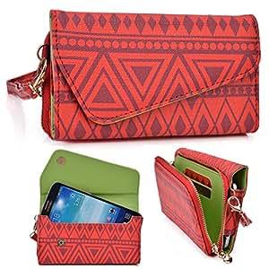 Kroo Nokia Lumia 525 (Nokia Glee) Accessories / Aztec Wallets for Women