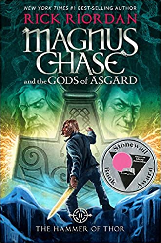 magnus chase and the gods of asgard book 2 the hammer of thor rick