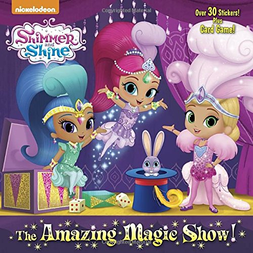 Librarika Leah S Dream Dollhouse Shimmer And Shine Pictureback R