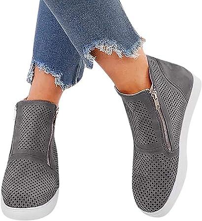 Bottine Bottes Femme Boots Femmes Bottillons Talon iPkZuTOX