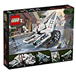 LEGO-Bruco-Ghiaccio-Ninjago-70616-Zanes