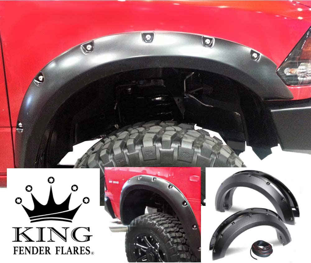10pcs Fender Flare Rocker Moulding Clips Rivet Fits 2007-2018 Jeep Wrangler JK