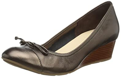 1606a6ec0d59 Image Unavailable. Image not available for. Colour  Cole Haan Women s Air  Tali Wedge Pump