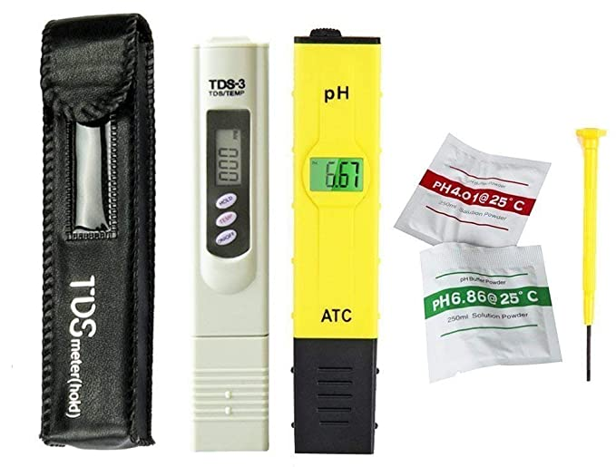 Digital LCD PH Meter TDS EC Water Purity PPM Filter Temperature Tester Pen BI716