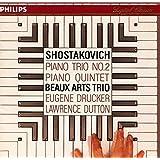 Shostakovich: Piano Trio No.2 / Piano Quintet