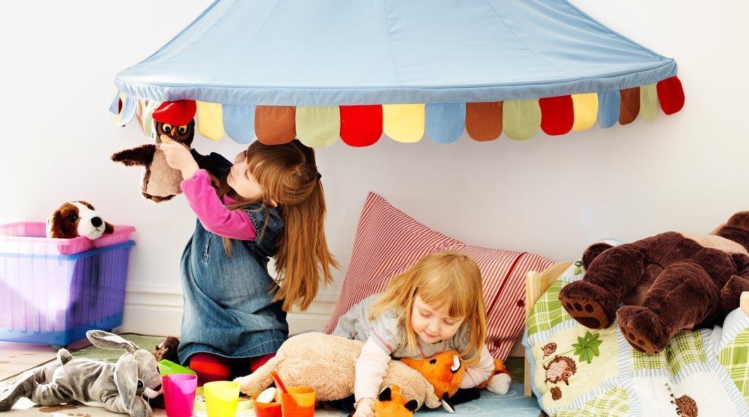 IKEA Kids Circus BED Canopy