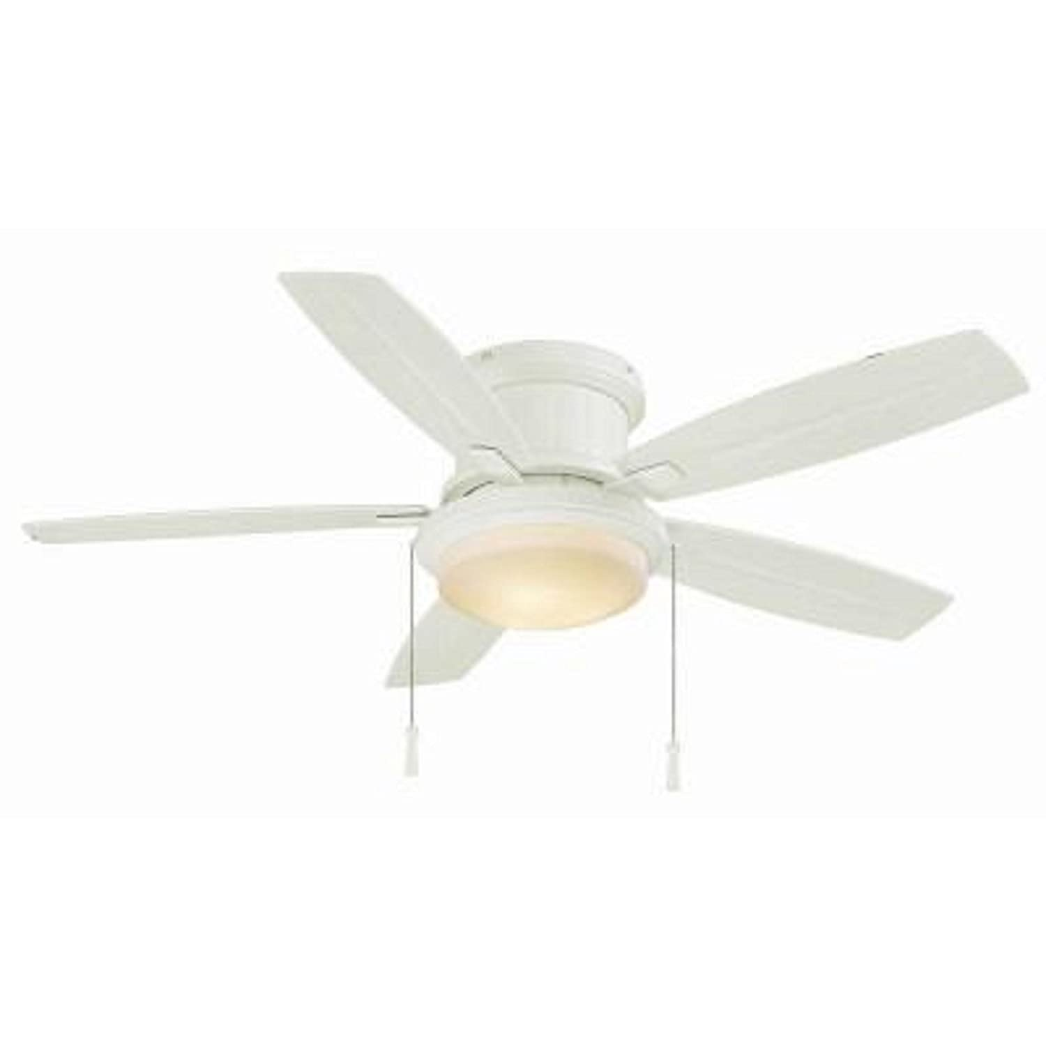 lights breeze fan fans white ceilings inch light ceiling harbor image no of with kit