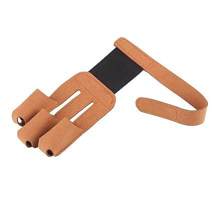 Protector de dedos para arqueros