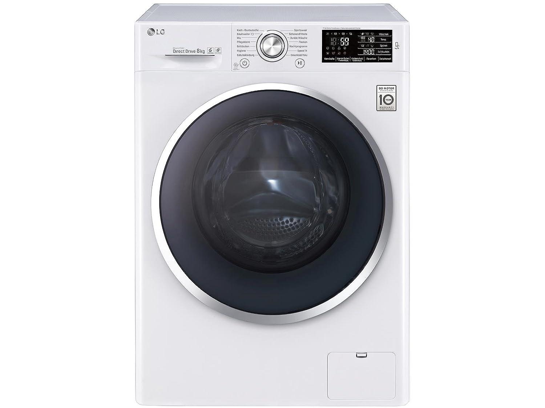 LG F 14U2 tcn2h lavadora, color blanco: Amazon.es: Grandes ...