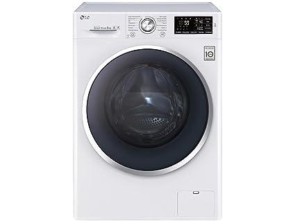 Lg f 14u2 tcn2h waschmaschine weiß: amazon.de: elektro großgeräte