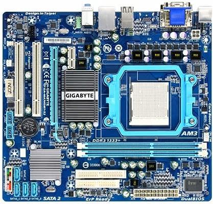 Gigabyte GA-MA74GMT-S2 - Placa base (1.5 V, AMD, Socket AM3 ...