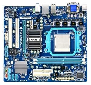 Gigabyte GA-MA74GMT-S2 - Placa base (1.5 V, AMD, Socket AM3, 7.1, Realtek ALC888B, 244 mm)