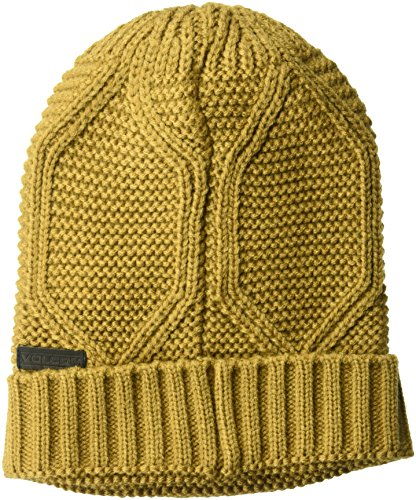 Beanie Volcom Winter (Volcom Junior's Syringa Fine Acrylic Snowboarding Beanie, Copper, ONE Size fits All)
