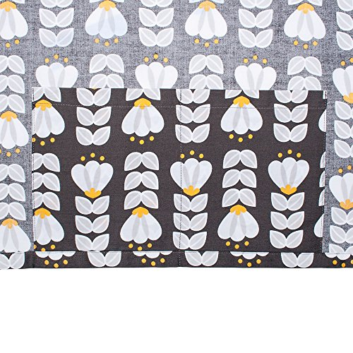 Hooter Hiders Premium Cotton Nursing Cover - Tulipa by Bebe au Lait (Image #5)