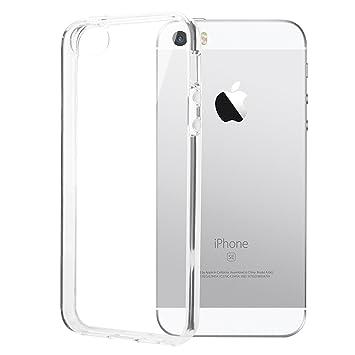 Wotek iPhone SE Carcasa Funda iPhone SE Silicona TPU ...