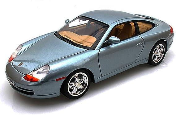 Motor Max 73163BK 1:18 PORSCHE CARRERA GT 2002 BLACK