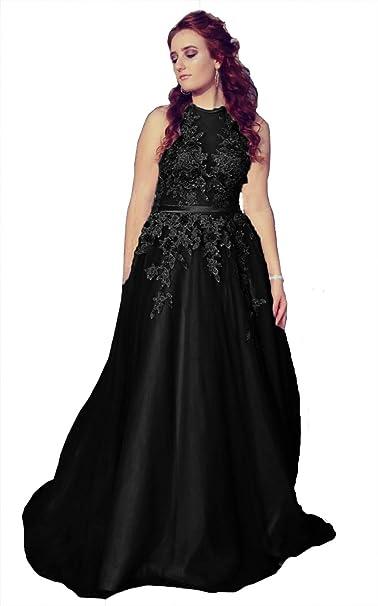 Amazon.com: Fanciest - Vestido de fiesta para mujer, vestido ...