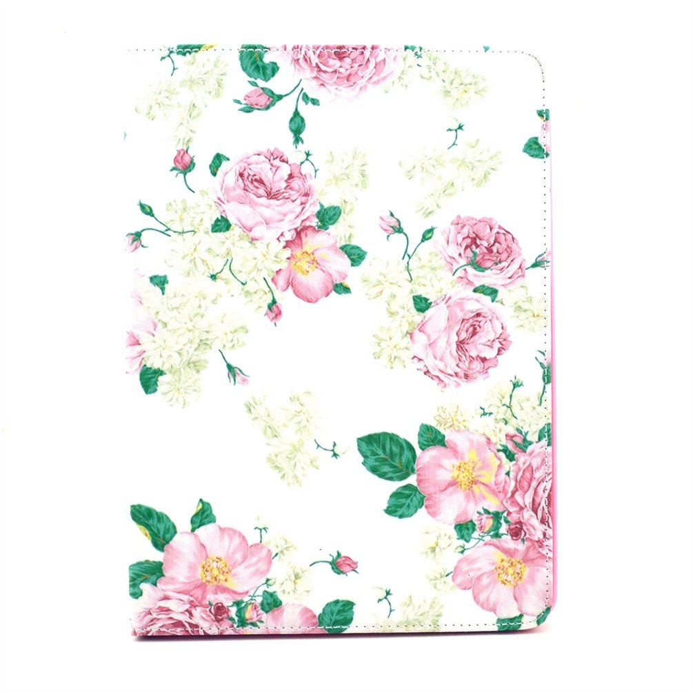 Tablet Apple iPad mini 4 7.9 Case, iPad mini4 Cover, Slim Fit Flip PU Leather Protective Case for 7.9inch iPad mini 4 Slim Shell Cover with Stand Function-Dandelion DETUOSI PAMN006255CA