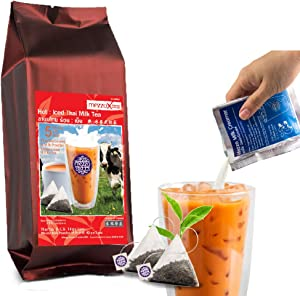 Amazon Giveaway MezzoX Healthy Thai Tea Leaves + Milk...