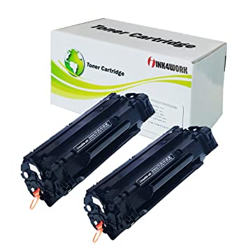 Amazoncom Ink4work Compatible Toner Cartridge For 2 Pack