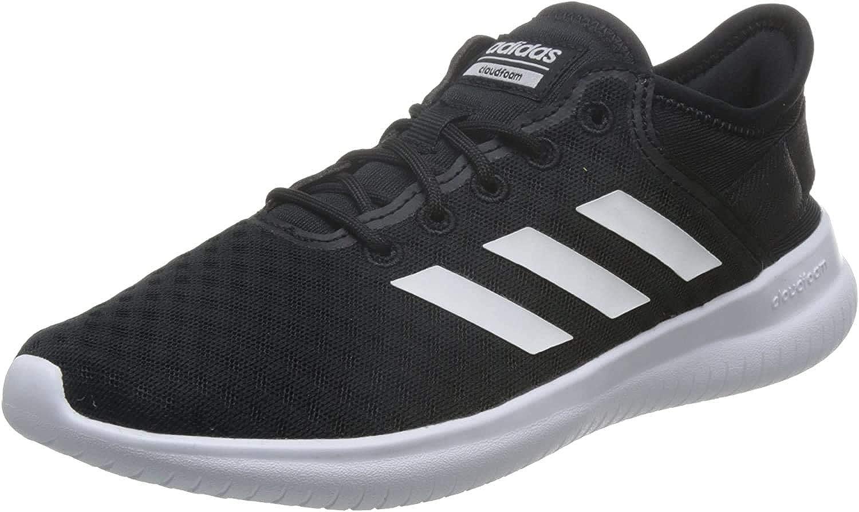adidas Damen Cf Qtflex W Fitnessschuhe Schwarz Negbas Ftwbla Negbas