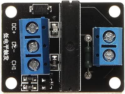 ZhanPing Módulos de Controladores, con Fusible 250V2A for Auduino ...