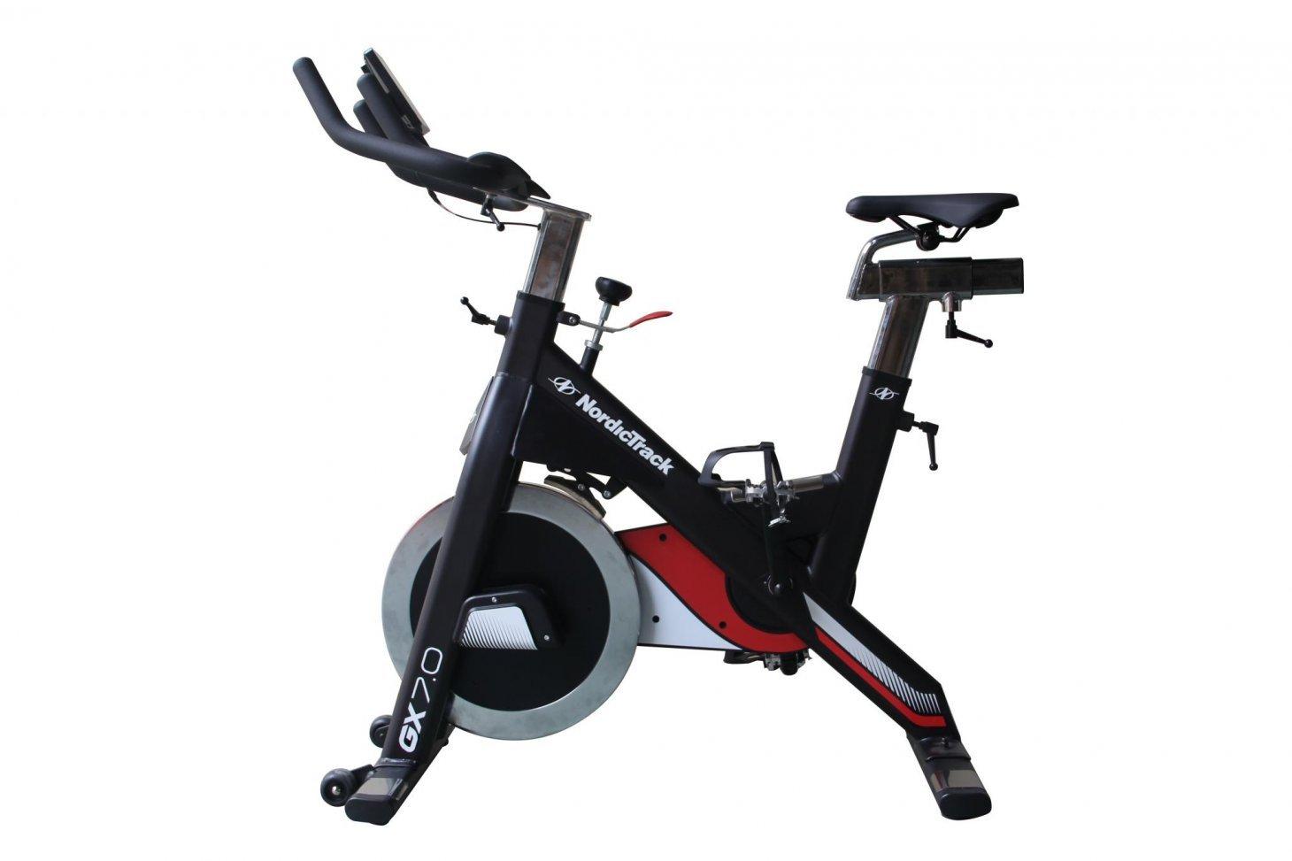 Nordic Track NORDICTRACK - Bicicleta Indoor Gx 7.0: Amazon.es: Deportes y aire libre