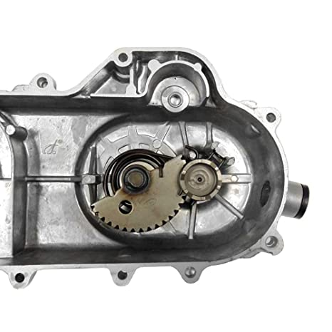 Amazon.com: Transmission Cover Assembly - Long Case - for QMB139 50cc Engines (1121_LC): Automotive