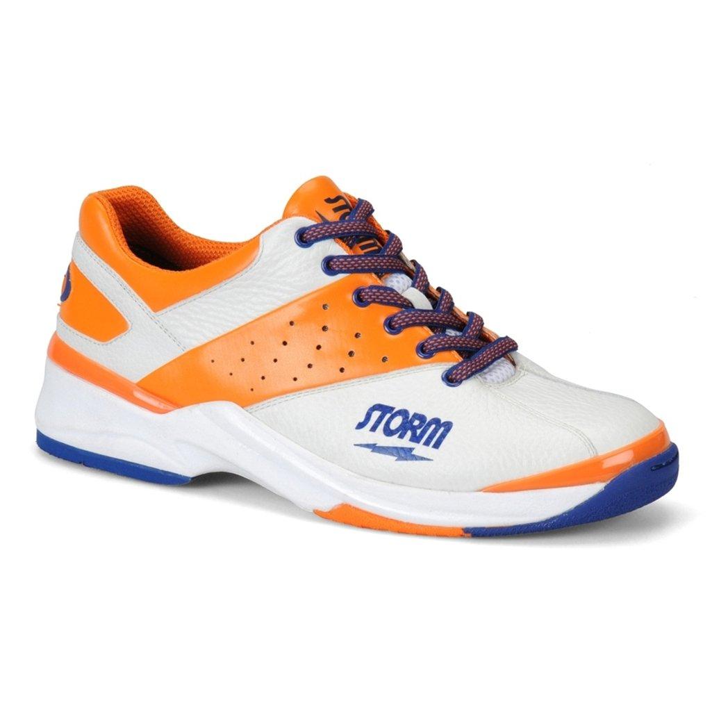 StormメンズSP 702 Bowling shoes- 702 StormメンズSP shoes- Right Hand B00IRFPEXS White/Orange/Blue 12 M US, 下総町:66500490 --- sharoshka.org