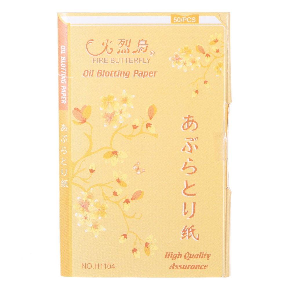 Five Season Cosmetic Accessory Blotting Paper Oil Control Tissue 50pcs