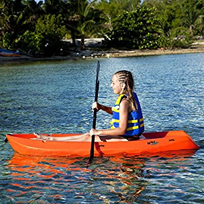 Lifetime Wave 6 Foot Youth Kayak with Paddle