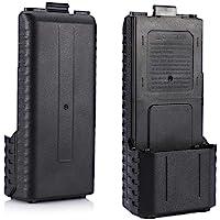 Batterij behuizing voor 6 x AA batterijen (voor Baofeng UV-5R Plus/UV-5R / UV-5RB / UV-5RE / UV-5RA)