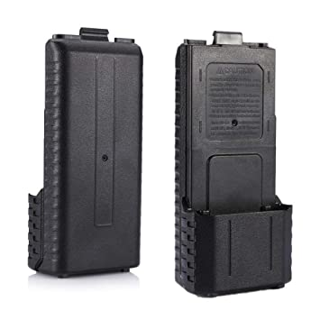 97d5681a2 Generic Battery Case (6X AA Battery) for Baofeng UV-5R Plus UV-5R UV-5RB  UV-5RE UV-5RA  Amazon.ca  Electronics