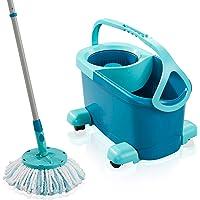 Leifheit Wischsystem Twist Floor mop, 46,6 x 26,5 x 26cm, Turquoise
