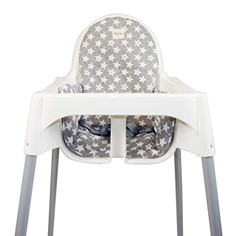Fundas BCN F21-93002 - Colchoneta para trona Ikea: Amazon.es ...