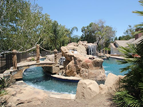 Canyon Country Playground (California Pool)