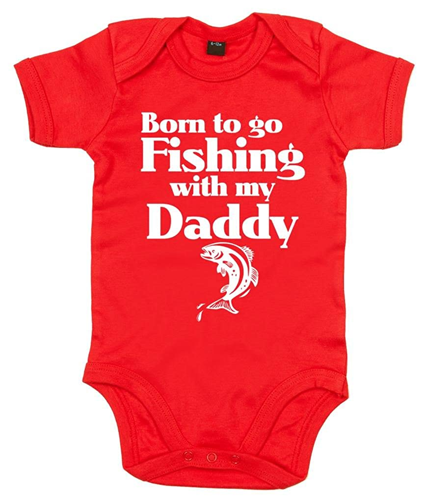 Dirty Fingers, Born to go Fishing with my Daddy, Baby Boy, Bodysuit