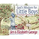 God's Wisdom for Little Boys: Character-Building Fun from Proverbs