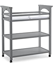 Graco 00524-42F Lauren Changing Table, Pebble Gray, One Size