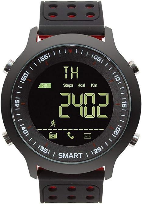Leotec Smartwatch - Hardy Life Rojo: Amazon.es: Electrónica