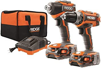 Renewed Ridgid R860054 GEN5X 18 Volt Lithium-Ion Brushless Cordless 1//2in inch 2-Speed Drill//Driver Bulk Packaged