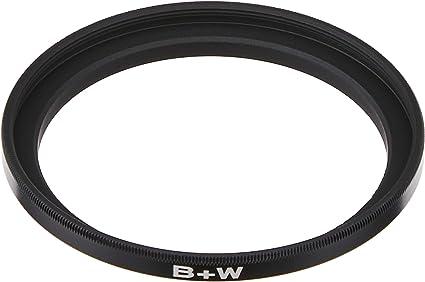 B W 69456 Filter Adapterring Schwarz 60 Auf 55 Mm Kamera