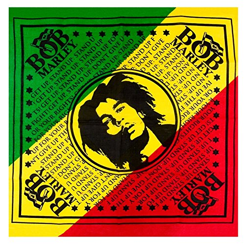 Bob Marley - Rights Bandana (Bob Marley Bandana)