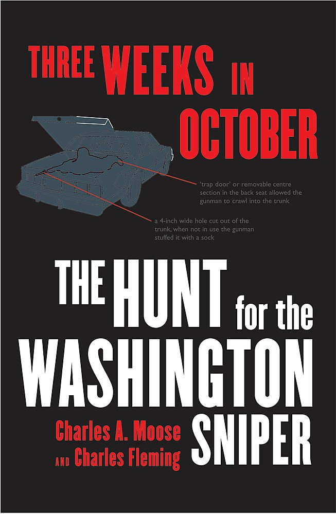Three Weeks in October : The Hunt for the Washington Sniper pdf epub