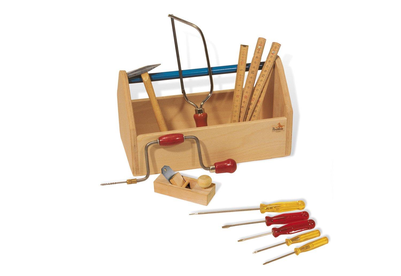 Pinolino - 222317 - Imitation - Boîte avec outils