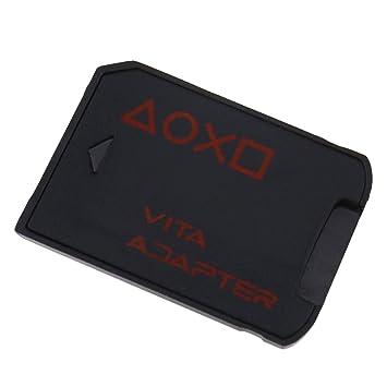 SD2VITA - Tarjeta de memoria micro SD 3.0 para PS Vita ...