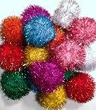 Jumbo Sparkle Ball Cat Toy – 5 Pak, My Pet Supplies